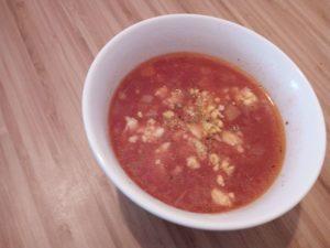 糖質制限ダイエット 朝ごはん スープ