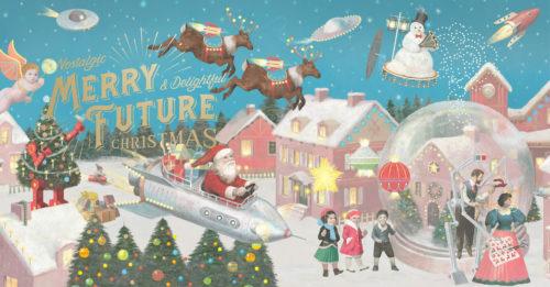 三越 銀座 クリスマス イベント
