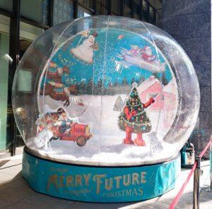 銀座 クリスマス 無料イベント